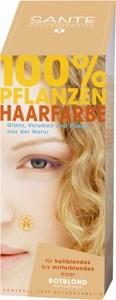 SANTE Farba na vlasy prášková - STRAWBERRY BLOND edec7273c98