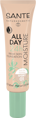 Sante All Day Moisture 24h Fresh Skin make-up 01, slonovinová 30 ml
