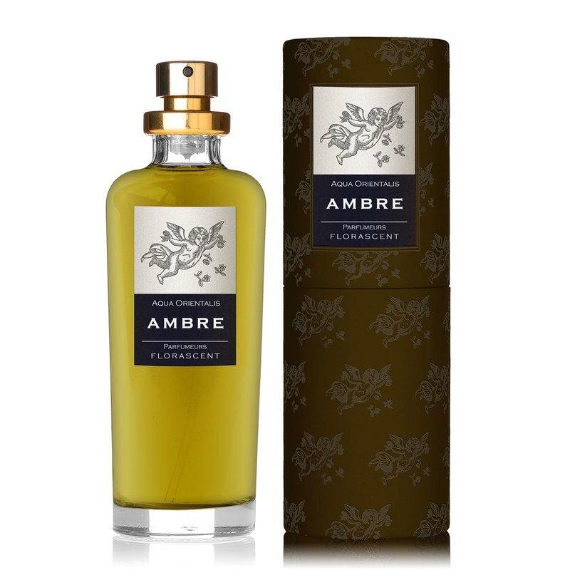1297a0e301 Florascent prírodný ručne vyrábaný parfém Aqua Orientalis - AMBRE