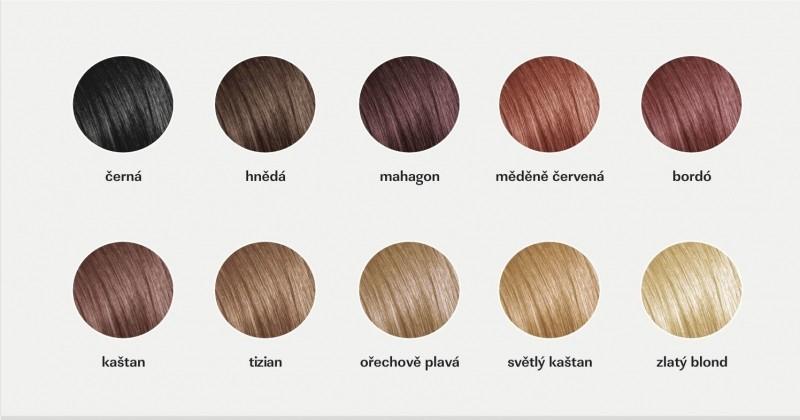 Henna farba na vlasy 100% prírodná Orechová plavá dd20b722470