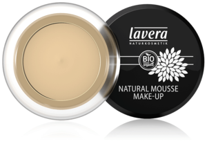 Lavera Penový BIO make-up 03 med, 15 g