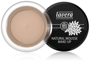 Lavera Penový BIO make-up 05 mandle, 15 g