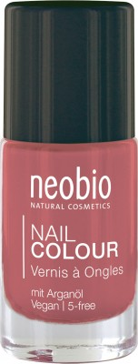 Lak na nechty 03 Wonderful Coral, Neobio 8 ml