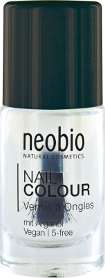 Lak na nechty 01 Magic Shine, Neobio 8 ml