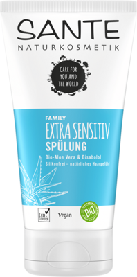 Sante Kondicionér Extra sensitive BIO aloe vera & bisabolol, 150 ml