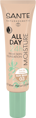 Sante All Day Moisture 24h Fresh Skin make-up 03, sunny beige 30 ml