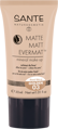 Sante Matte Matt Evermat TM minerálny make-up 03, golden 30 ml